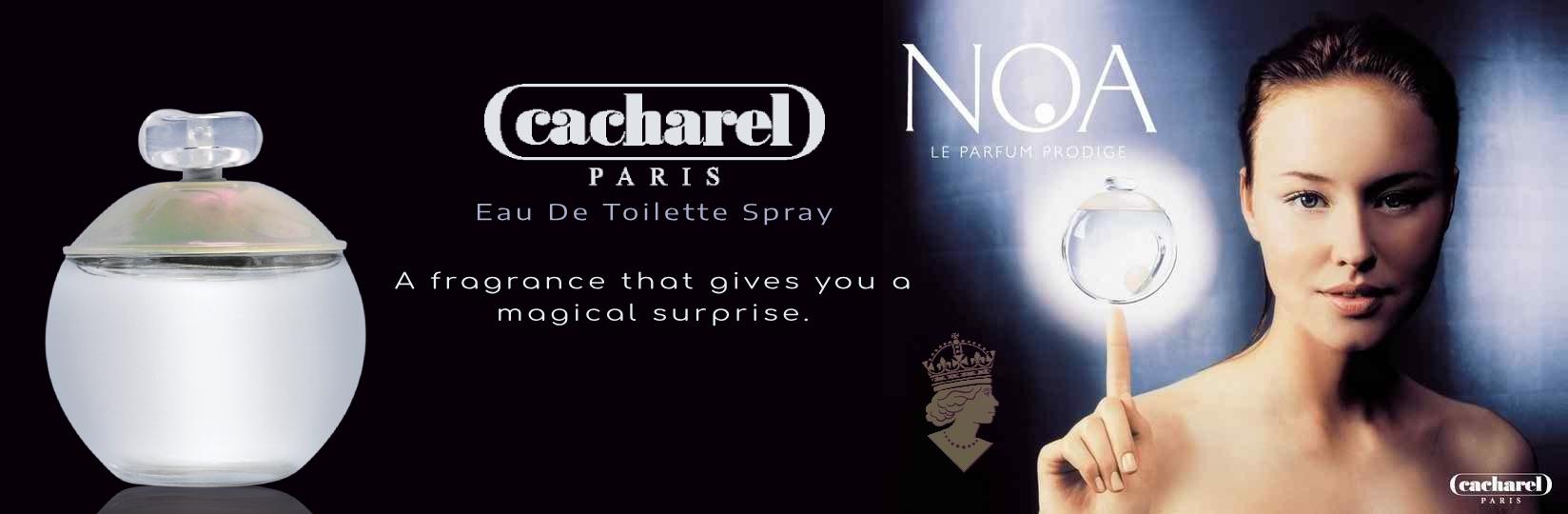 Cacharel Noa Eau De Toilette Spray 100 ml | Buy Online | Ubuy Kuwait