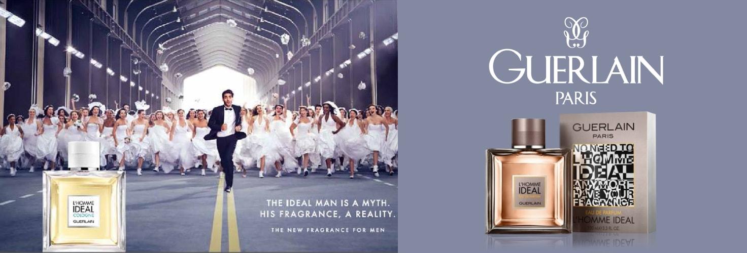 Guerlain L Homme Ideal Edp For Men - 100 ml | Buy Online | Ubuy Kuwait