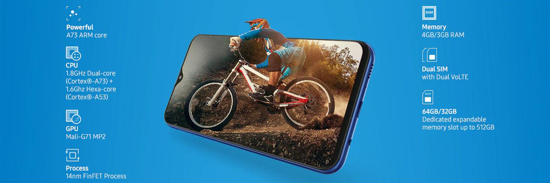 Samsung Galaxy M20 32GB Smart Phone   Buy Online   Ubuy Kuwait
