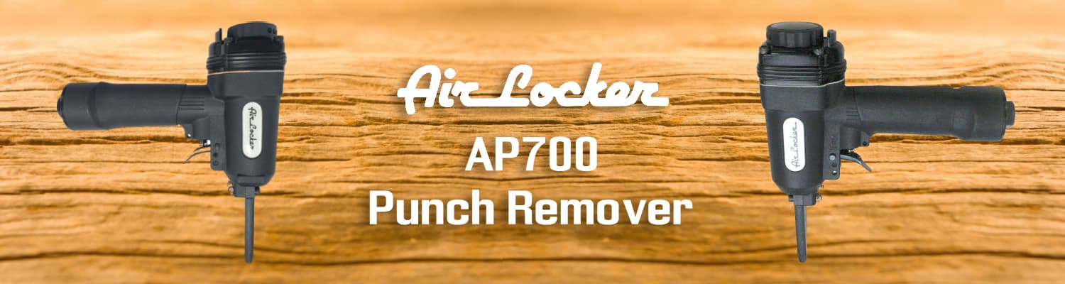 Air Locker AP700/ Professional Punch Nailer//Nail Remover by Air Locker