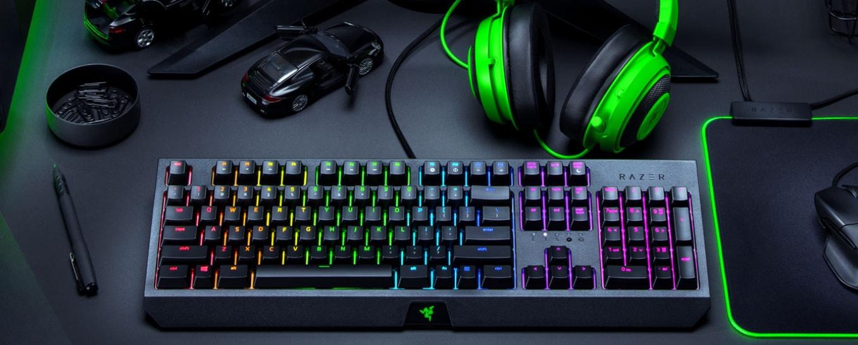 Razer BlackWidow 2019 Wired Gaming Keyboard - Black (RZ03-02860100-R3M1)