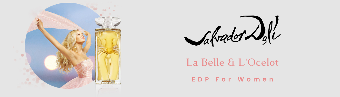 La Belle et l`Ocelot by Salvador Dali for Women Eau de Parfum - 100ml -  إشتري الأن | يو باي Kuwait