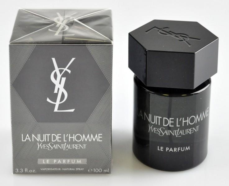 Ysl La Nuit L'homme Ml Parfum 100 Le De 6vYfgb7y