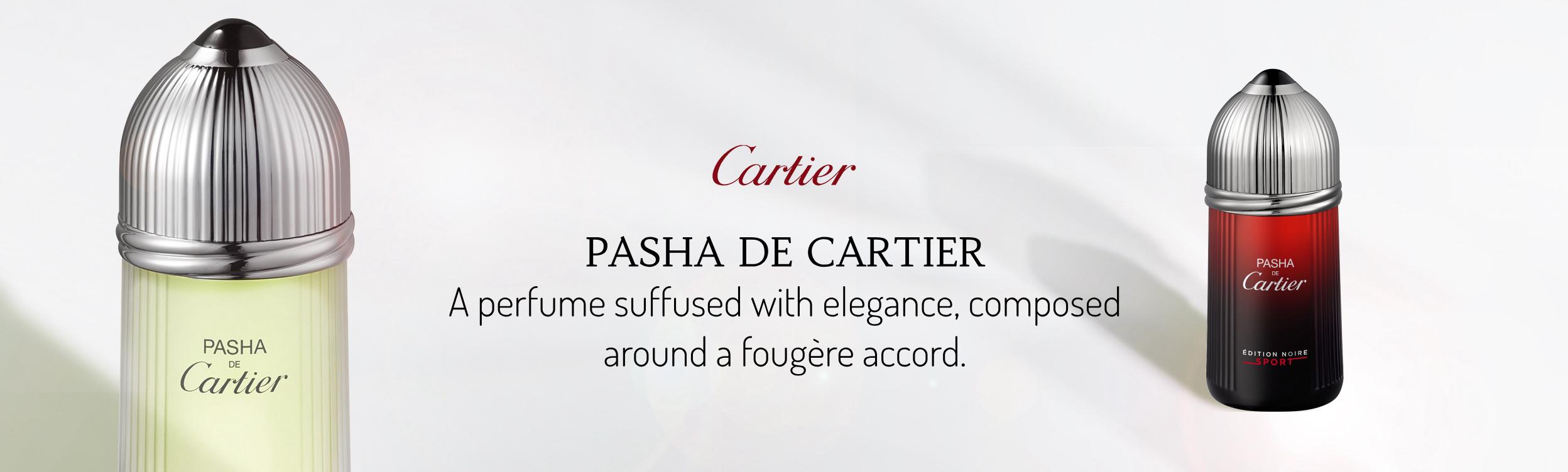 ce0ec607848 Cartier Pasha De Edition Noire Eau de Toilette - 100 ml — Mahhalcom