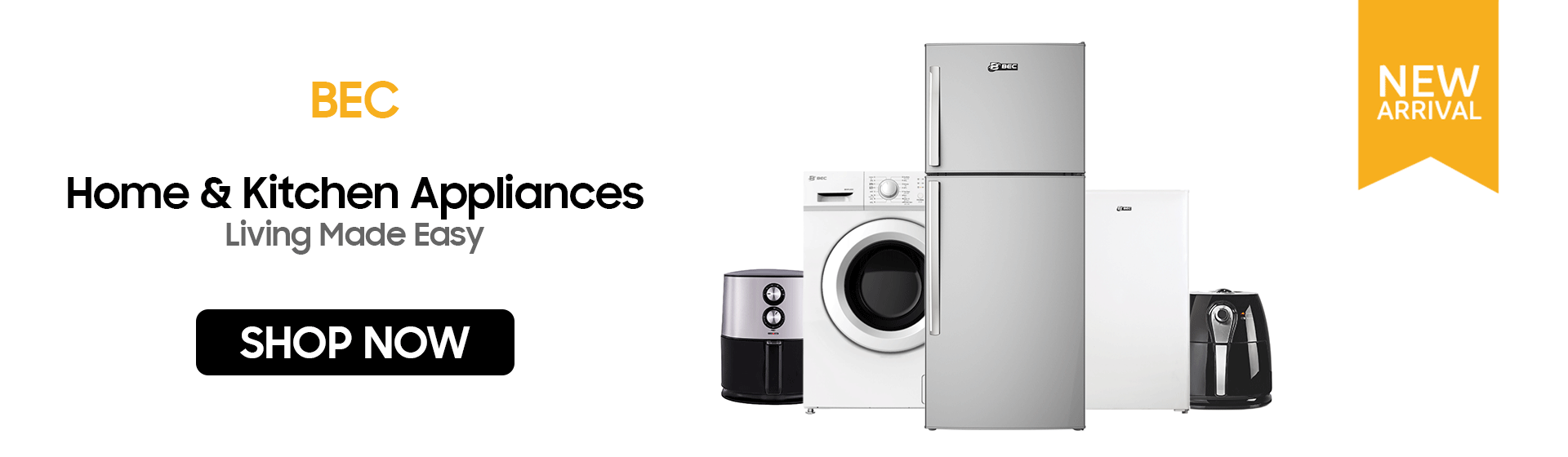 BEC Home & Kitchen Appliances